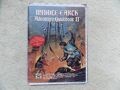 FRP RPG MERP Rolemaster I.C.E. #2210 Mag ADVENTURE GUIDEBOOK 2 Fantasy Role Play