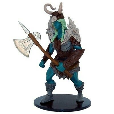 D&D Minis--Dungeons Dragons--Storm King's Thunder--29b FROST GIANT (AXE)--Lee