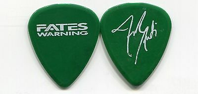 FATES WARNING 1991 Parallels Tour Guitar Pick FRANK ARESTI custom concert stage