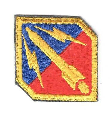 Army Patch:   Ballistic Missile Agency