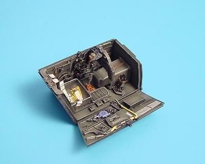 AIRES 2001 Cockpit Set for Hasegawa® Kit Bf109G-6 in 1:32