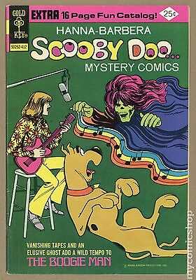 Scooby Doo (1970 Gold Key) #29 VF- 7.5