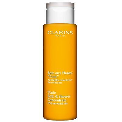Clarins Aroma Body Care Tonic Bath & Shower Concentrate 200ml
