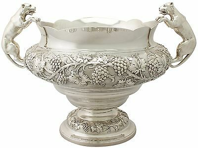 Sterling Silver Presentation Bowl - Antique George V