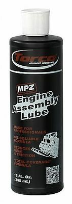 TORCO MPZ ENGINE ASSEMBLY LUBE 12oz BOTTLE LUBRICANT OIL SOLUBLE MOTORSPORTRALLY