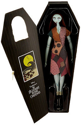 """NIGHTMARE BEFORE CHRISTMAS - Sally - 16"""" Coffin Doll NEW"""