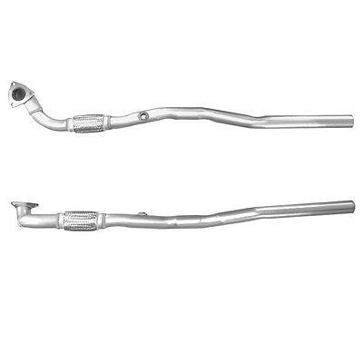 1x Replacement Exhaust Connecting Link Pipe  for Vauxhall Astra Zafira