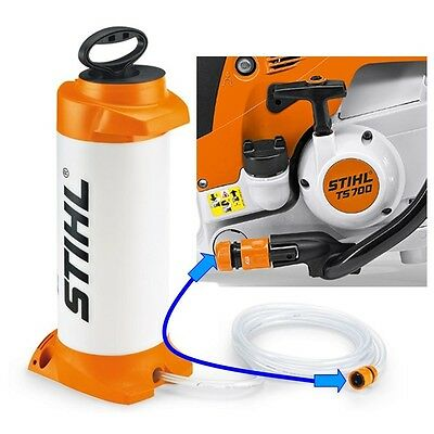 Stihl Dust Supression Water Bottle KIT51 Container 00006706000 For Cut Off Saw