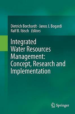 Integrated Water Resources Management: Concept, Research and Implementation #T#