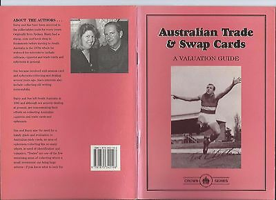 Australian Trade & Swap Cards Valuation Guide Booklet Vgc