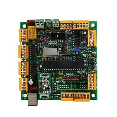 USBCNC 2.1 4 Axis USB CNC Controller Interface Board CNCUSB Substitute MACH3