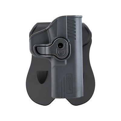 Caldwell 110070 Black Tac Ops Holster Right Hand Fits Ruger LCP