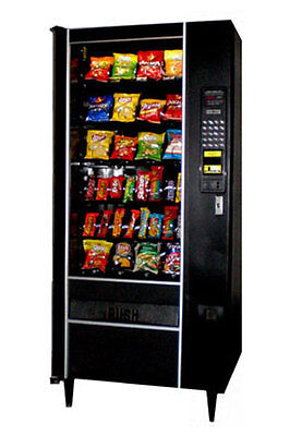 Automatic Product AP LCM-1 Glass Front Snack Merchandiser Vending Machine