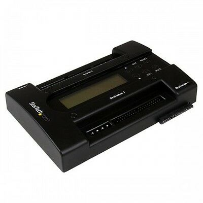 NEW! Startech.Com Usb To Ide Sata Standalone Hdd Hard Drive Duplicator Dock UNID