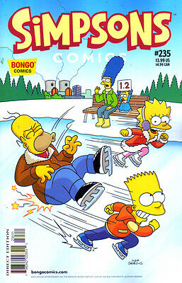 SIMPSONS COMICS #235 New Bagged