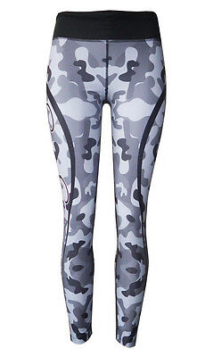 Women Ladies Compression Tights Yoga Gym  Running Cross-Fit Clearance