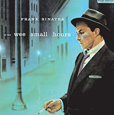 Frank Sinatra - In The Wee Small Hours Lp On Black 180 Gram Vinyl - Brand New