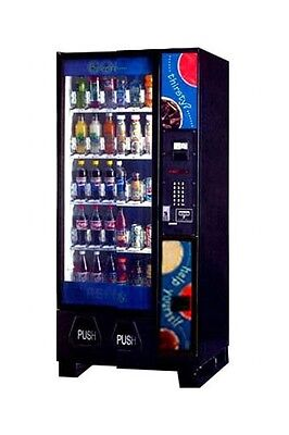Dixie Narco 3561 Bev Max Soda Pop, Monster, Water, Coke, Drink Vending Machine
