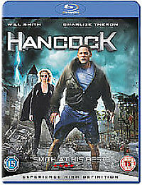 Hancock (Blu-ray, 2 DISC SET) NEW AND SEALED