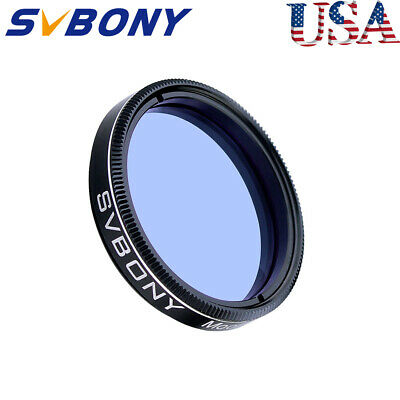 "New Blue Moon Filters Telescope Eyepiece Filter 1.25"" Optical Glass Lens US Ship"