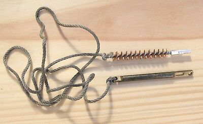 WWII US Army Pull Through Cleaning Thong for M1903 or M1903A3 Springfield Rifle
