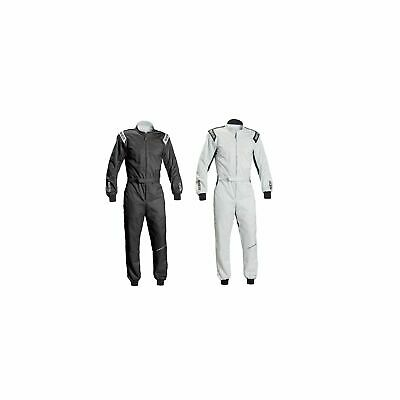Sparco Track KS-1 Two Layer Go-Kart/Karting/Race/Racing/Circuit/Track Suit