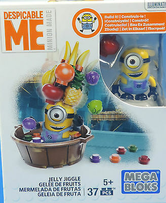 Mattel MEGA BLOCKS MINIONS / DKY83 / Fruit jelly