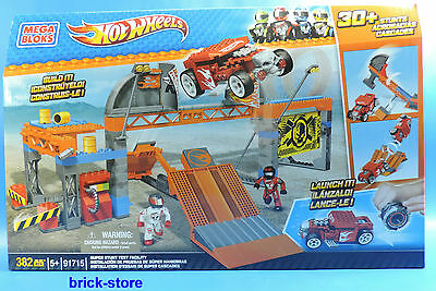 MEGA BLOCKS / 91715 Hot Wheels / Super Stunt Testgelaende
