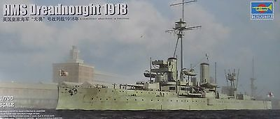 TRUMPETER® 06706 HMS Dreadnought 1918 in 1:700
