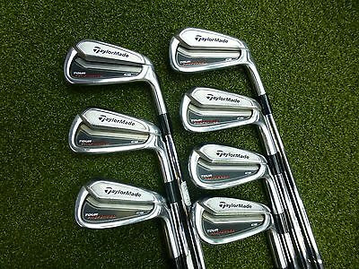 TaylorMade Golf CB TP Irons - 4-PW - KBS Tour Regular Flex Steel