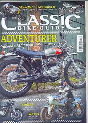 CLASSIC BIKE GUIDE-JANUARY 2017 (NEW COPY)Post Included to UK.Europe,USA,Canada