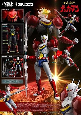 Sentinel Tatsunoko Heroes Fightingear Tekkaman The Space Knight Nuovo New