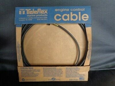 GLENDINING NORTHWEST CONTROLS A5773//05 SHIFT AND THROTTLE CABLE 5/' FT BOAT