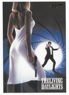 James Bond Archives 2016 Spectre Edition - Gold Parallel The Living Daylights 1