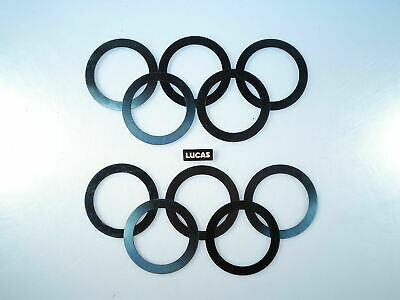 NOS Original Lucas Starter Clutch Shims (Qty 10)  291374