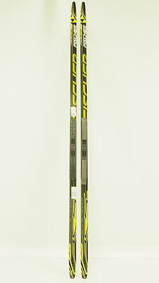 New! Fischer RCS Classic Cold Soft Cross Country Skis 197cm N/18 33KG Flex