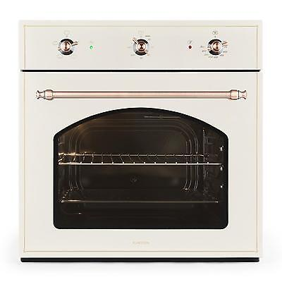 Xl Kitchen Oven Economical 55 L Spacious Grill Baking Ivory 4 Tier Vintage New