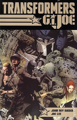 Transformers vs. GI Joe Tyrants Rise, Heroes Are Born TPB (2016 IDW) #1-1ST VF