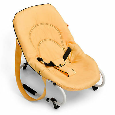 New Hauck Banana Rocky Deluxe Baby Bouncer Rocker Chair From Birth