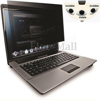 "Privacy Screen Filter Anti-Glare Protector Film for 12"" 13"" 14"" Laptop Computer"