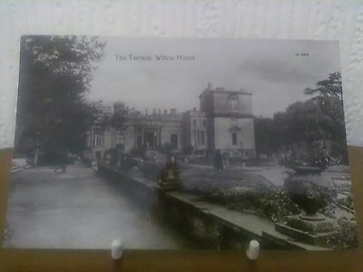 "Real Photo Postcard ""the Terrace, Wilton House, Salisbury, Wiltshire (Unused)"