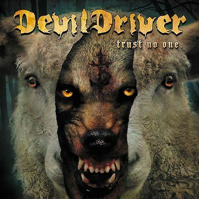 Devil Driver - Trust No One - Lp Vinyl 2016 New Sealed