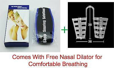 Anti Snoring Chin Strap Anti Snore Belt Anti Snoring Jaw Support Anti Apnea