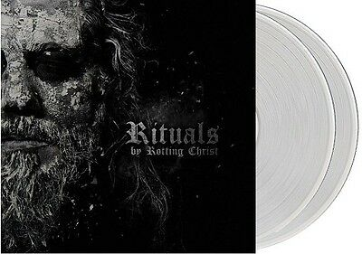 Rotting Christ - Rituals - 2Lp Clear Vinyl New Unplayed 2016