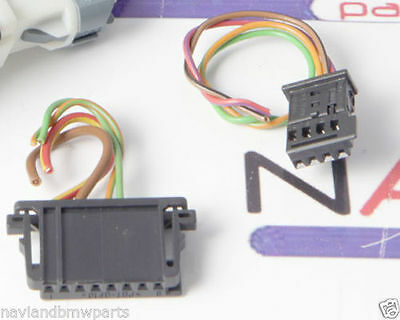 BMW CCC to CIC CID monitor and idrive connector kit CID-Monitor und idrive Ansch