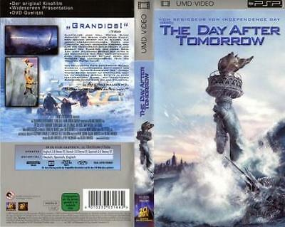 The Day after Tomorrow - PSP UMD Video