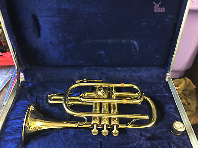 Amati Krashoe Bb Cornet ACR211 - Excellent Condition - FREE SHIPPING