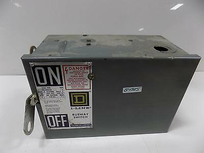 Square D I-Line Busway Disconnect Switch Plug  Pq-4203G