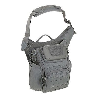Maxpedition WLFGRY Wolfspur Crossbody Bag Gray