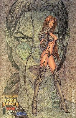 Witchblade Tomb Raider (1998) #1A-GLITTER VF 8.0